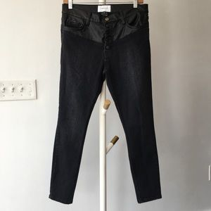 Current/Elliot Stiletto skinny jeans size 28